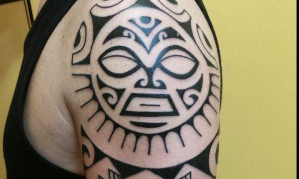 Daniele07-Di-Mauro-Ligera-Ink-Tattoo-Milano-Tatuaggi - tattoo Milano tattoo Maori Milano tatuaggio maori tatuaggi maori sole maori