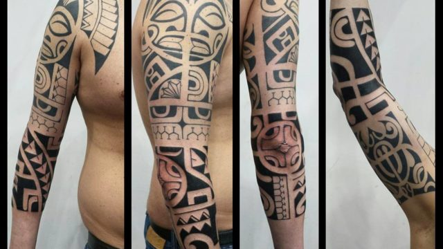 Daniele07-Di-Mauro-Ligera-Ink-Tattoo-Milano-Tatuaggi – tattoo Milano-tattoo-Maori-tatuaggio-maori