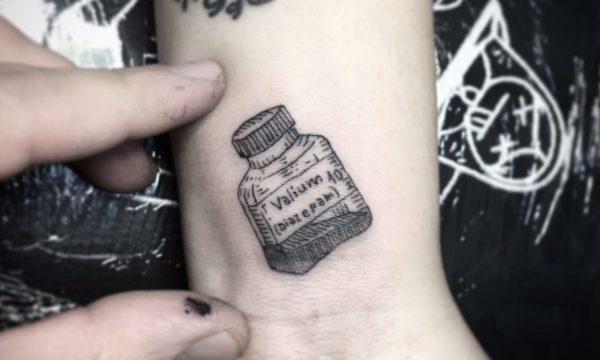 D'altilia Ligera ink tattoo milano tatuaggi blackwork veleno Blackwork Tattoo Milano