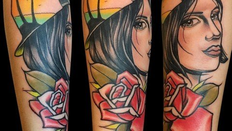 ligera-ink-tatuaggio-new-traditional-tatuaggio-donna-tatuaggi-milano-tattoo-milano-stefano-bonura-tatuaggi-belli