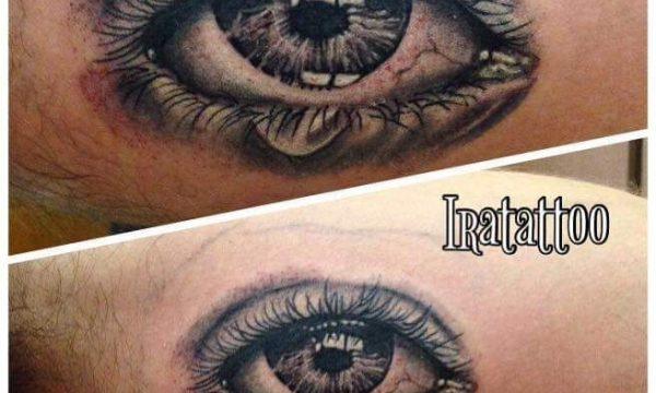 Ligera Ink Tattoo Milano Miglior studio tatuaggi milano studio tattoo milano migliori tatuatori milano miglior tatuatore milano tatuaggi realistici milano tattoo realistici milano tatuaggio occhio tattoo eye
