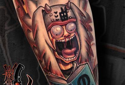 Ligera-ink-tattoo-milano-tatuaggi-milano-migliori-tatuatori-milano-tatuaggi-cartoon-tattoo-cartoon-tatuaggi-new-school-milano-tattoo-new-school-milano-tatuaggio-dragon-ball-new-school