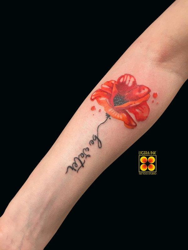 Ligera-ink-tattoo-milano-tatuaggi-milano-migliori-tatuatori-milano-tatuaggio-watercolor-papavero