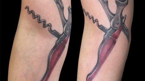 Ligera-ink-tattoo-milano-tatuaggi-realistici-milano-tatuaggio-cavatappi-realistico
