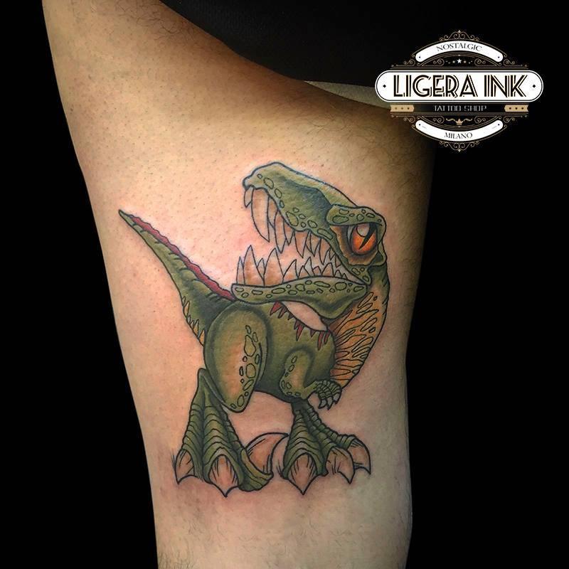 Rocking-Silvia-Tattoo-Trex-Ligera-Ink-Studio-tatuaggio-new-school- tattoo-new-school