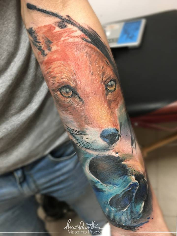 tattoo-milano-tatuaggi-milano-tatuaggio-volpe-tattoo-volpe-Tatuaggi-realistici-milano-tattoo-realistici-milano-tatuatori-realistici-milano-tatuatore-realistico-milano