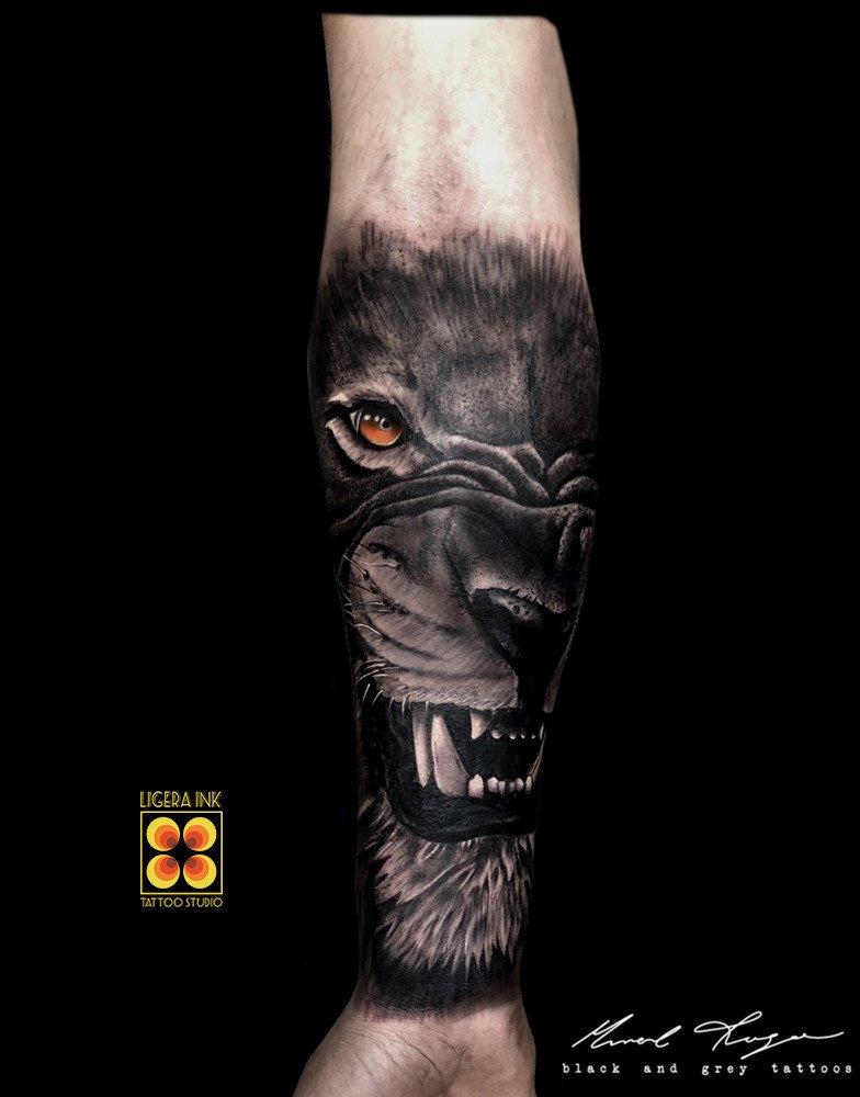 Tatuaggio Leone Significato e immagini