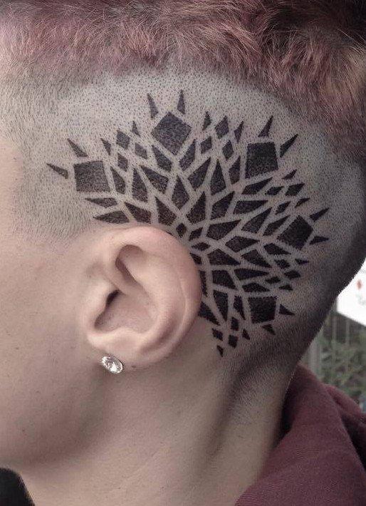 Tatuaggio geometrico o dotwork immagini e significato for Minimal significato