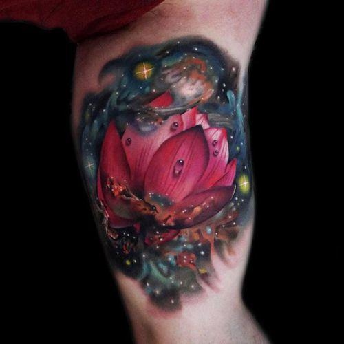 tattoo fiore di loto tatuaggio fiori di loto