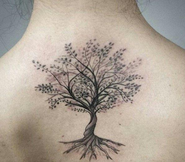 tatuaggio albero tattoo albero tattoo