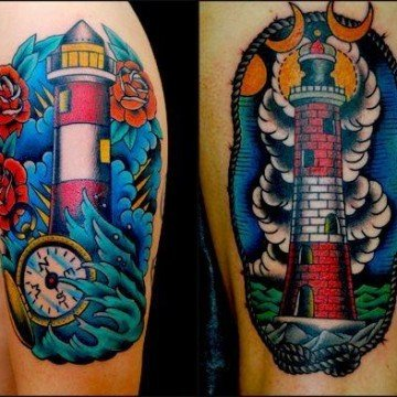 tatuaggio faro tattoo faro