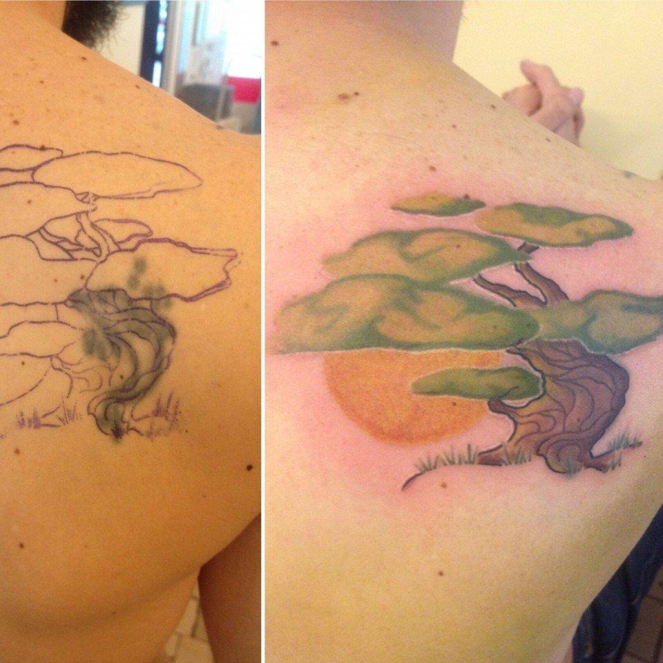 Copertura tatuaggi milano tattoo cover up milano