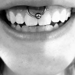 Smiley piercing milano