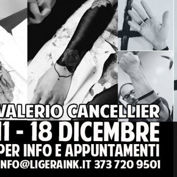 Valerio cancellier guest ligera ink blackout tattoo milano tatuaggi milano tatuatori milano migliori tatuatori milano
