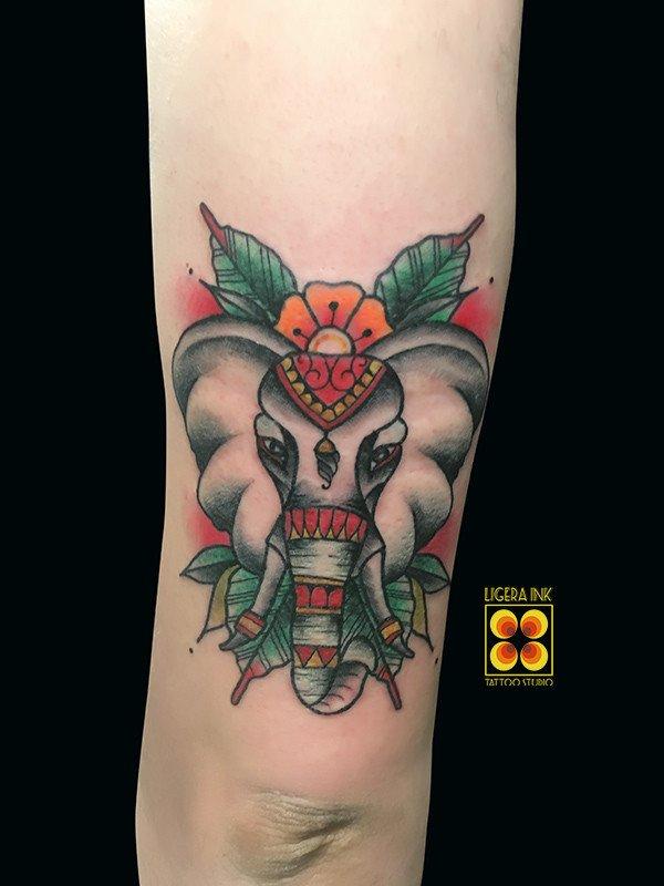 Ligera-ink-tattoo-milano-tatuaggi-milano-migliori-tatuatori-milano-tatuaggi-tradizionali-milano-tattoo-traditional-milano-tatuaggio-elefante-tattoo-elefante