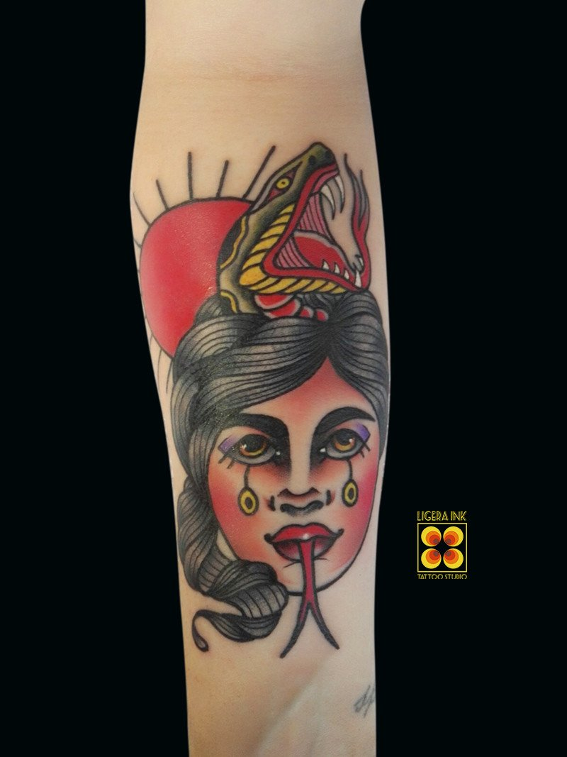 Catalogo Tattoo 2017 tattoo old school: guida competa significato e immagini