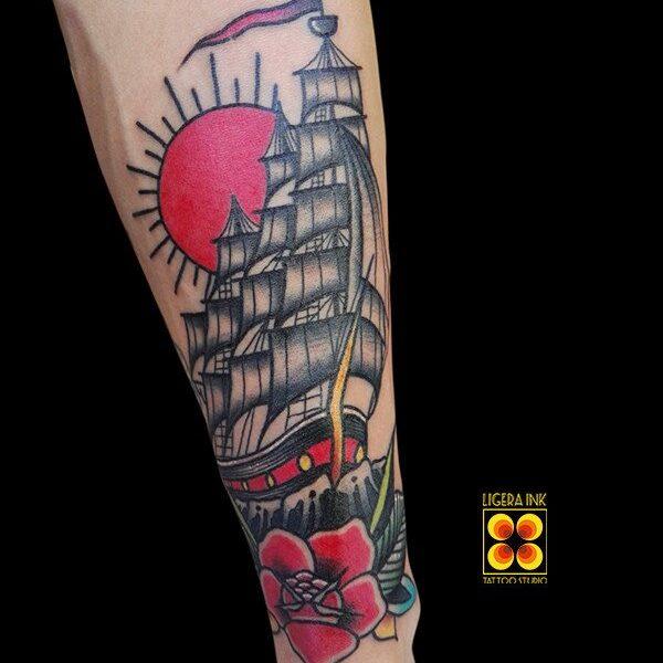 Ligera-ink-tattoo-milano-tatuaggi-milano-migliori-tatuatori-milano-tatuaggio-veliero-tatuaggi-tradizionali-milano-tatuaggi-old-school