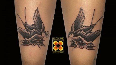 Ligera-Ink-tattoo-Milano-tatuaggi-milano-tatuaggio-rondini-old-school-tatuaggio-tradizionale-milano