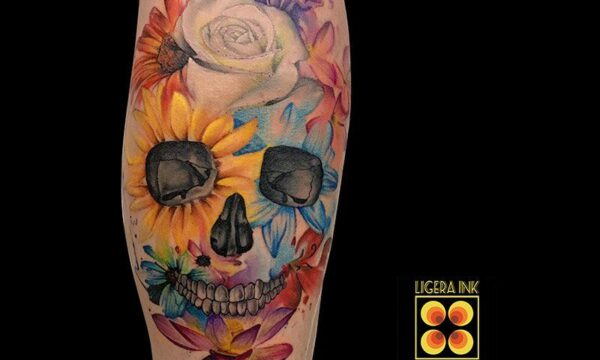 Ligera-ink-tattoo-milano-tatuaggi-milano-migliori-tatuatori-milano-tatuaggio-blackwork-milano-tatuaggio-teschio-watercolor-milano