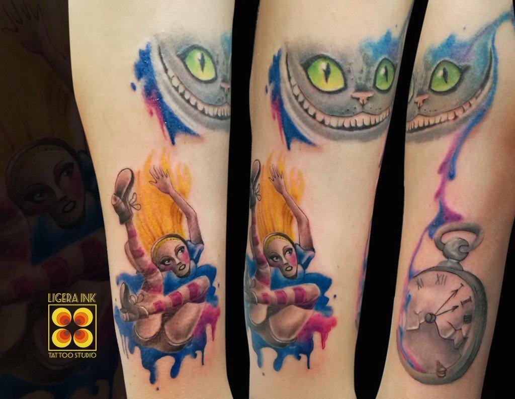 Ligera-ink-tattoo-milano-tatuaggi-milano-miglior-tatuatore-milano-tatuaggio-stregatto-tatuaggio-alice-nel-paese-delle-meraviglie