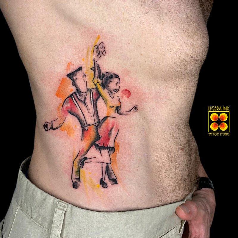 Ligera-ink-tattoo-milano-tatuaggi-milano-tattoo-watercolor-milano-ballerini