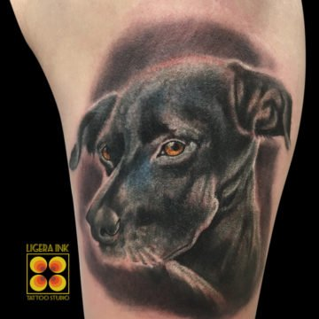 Ligera-ink-tattoo-milano-tatuaggi-milano-miglior-tatuatore-milano-migliori-tatuatori-milano-tatuaggi-realistici-milano-tatuaggi-realistici-animali tatuaggio cane