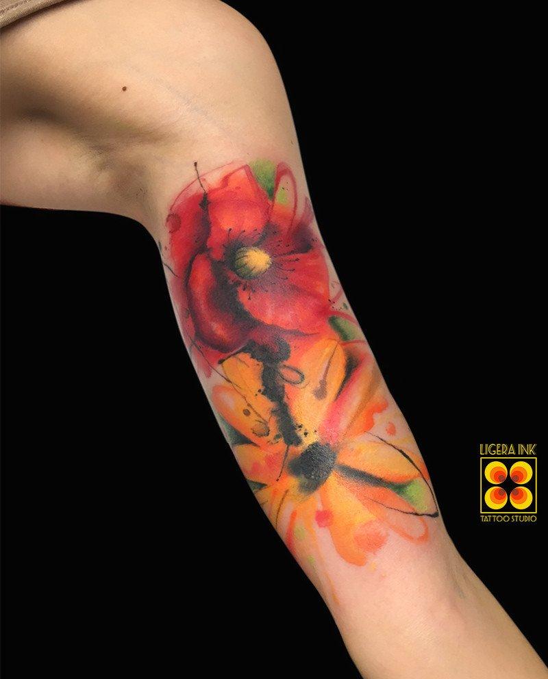 Ligera-ink-tattoo-milano-tatuaggi-milano-migliori-tatuatori-milano-miglior-tatuatore-milano-tatuaggi-watercolor-milano-tatuaggi-fiori-watercolor
