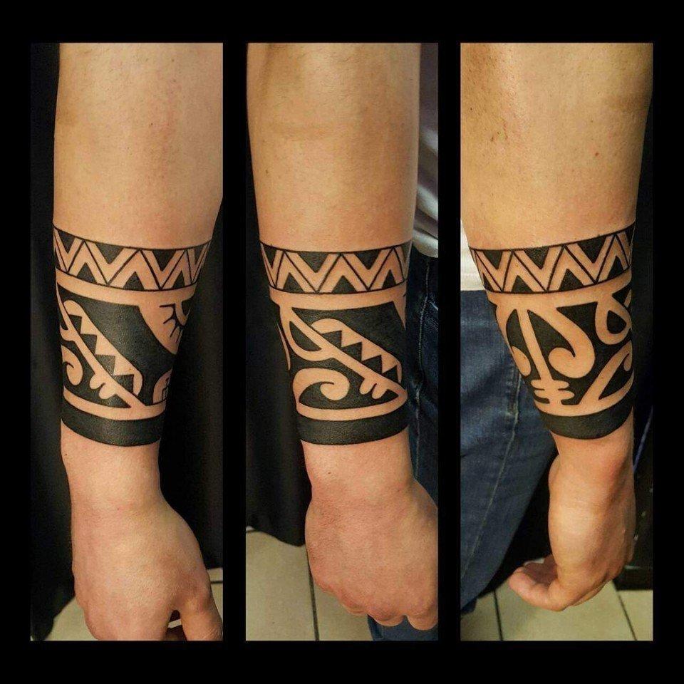 Tatuaggio-bracciale-maori-tattoo-bracciale-maori