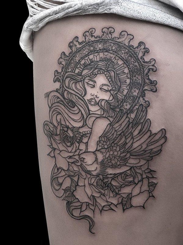 Ligera-ink-tattoo-milano-tatuaggi-milano-migliori-tatuatori-milano-tatuaggi-blackwork-milano-tattoo-blackwork-milano-tatuaggi-madonna-tatuaggio-serpente
