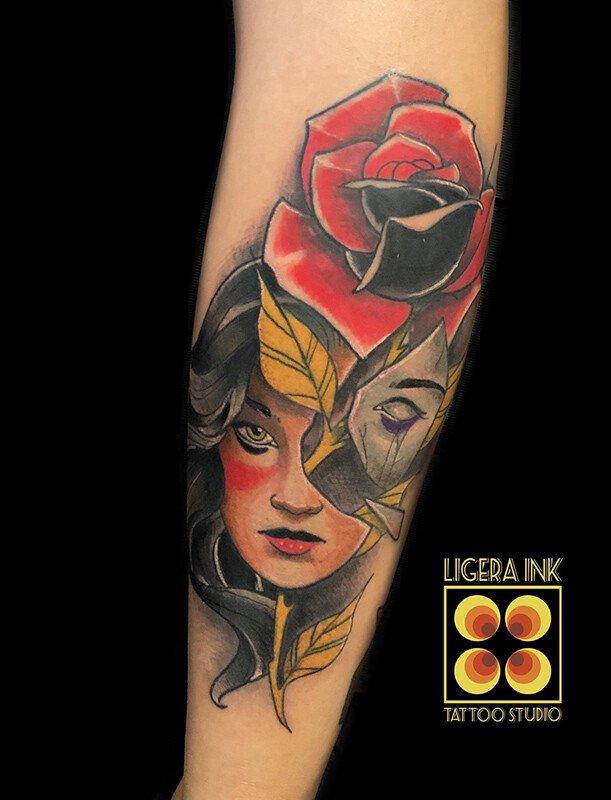 A-Ligera-Ink-Tattoo-Milano-tatuaggi-milano-tatuatori-milano-tatuaggi-newtraditional-milano-tattoo-new-traditional-milano-volto