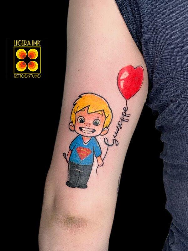 Ligera-ink-tattoo-milano-tatuaggi-milano-migliori-tatuatori-milano-tatuaggi-new-traditional-milano-tattoo-new-traditional-milano-tatuaggio-bambino-tatuaggio-famiglia