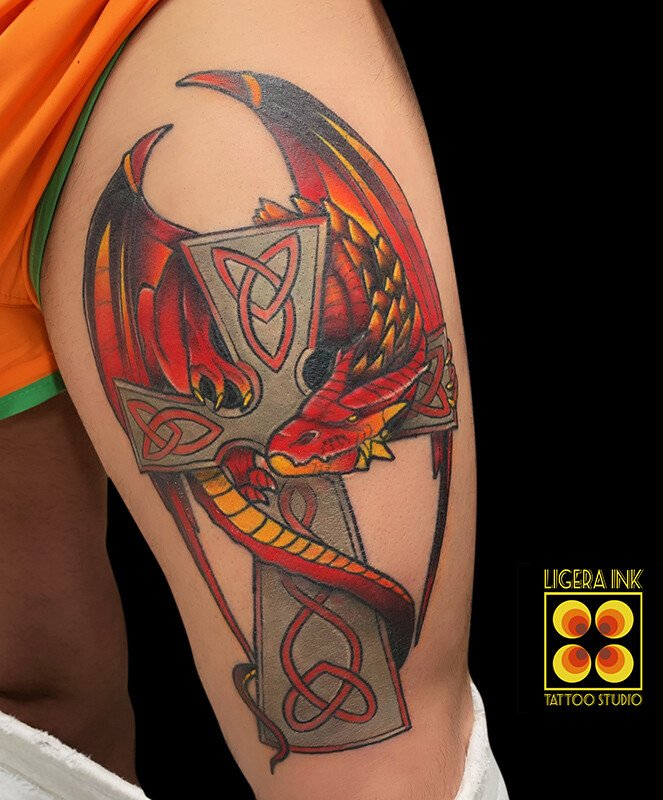 Ligera-ink-tattoo-milano-tatuaggi-milano-migliori-tatuatori-milano-tatuaggi-new-traditional-milano-tattoo-new-traditional-milano-tatuaggio-drago-celtico