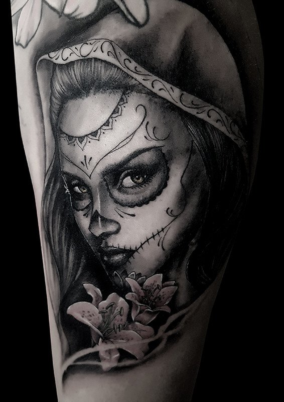 Ligera-ink-tattoo-milano-tatuaggi-milano-migliori-tatuatori-milano-tatuaggio-Tatuaggi-realistici-milano-tattoo-realistici-milano-tatuaggio-catrina