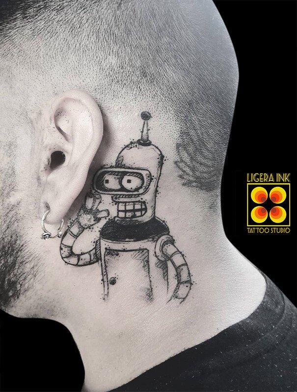 Ligera-Ink-Tattoo-Milano-Tatuaggi-milano-tatuatori-milano-tatuaggio-blackwork-milano-tattoo-blackwork-milano-tatuaggio-futurama-bender