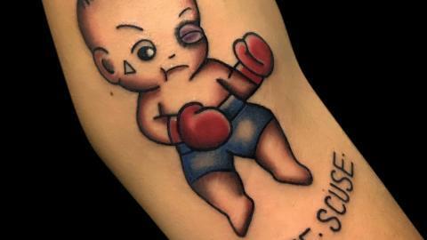 Ligera-ink-tattoo-milano-tatuaggi-milano-miglior-tatuatore-milano-tatuaggi-tradizionali-tatuaggi-old-school-tatuaggio-bambino