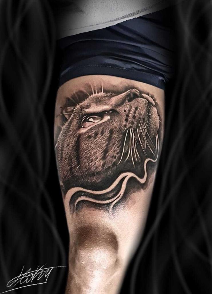 Ligera-ink-tattoo-milano-tatuaggi-milano-miglior-tatuatore-milano-migliori-tatuatori-milano-tigre-old-school-tatuaggio-tradizionale-milano-tatuaggio-gatto