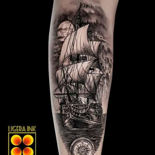 tatuaggio-veliero